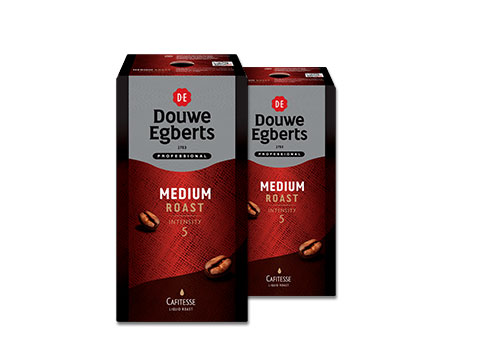 Cafitesse D.E Medium Roast