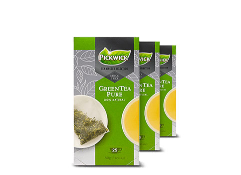 Pickwick Tea Master Selection Green Tea Pure